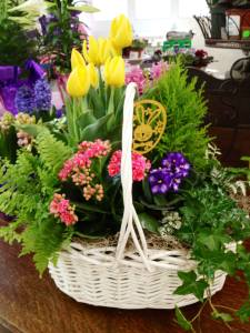 Flowers for Spring and Easter