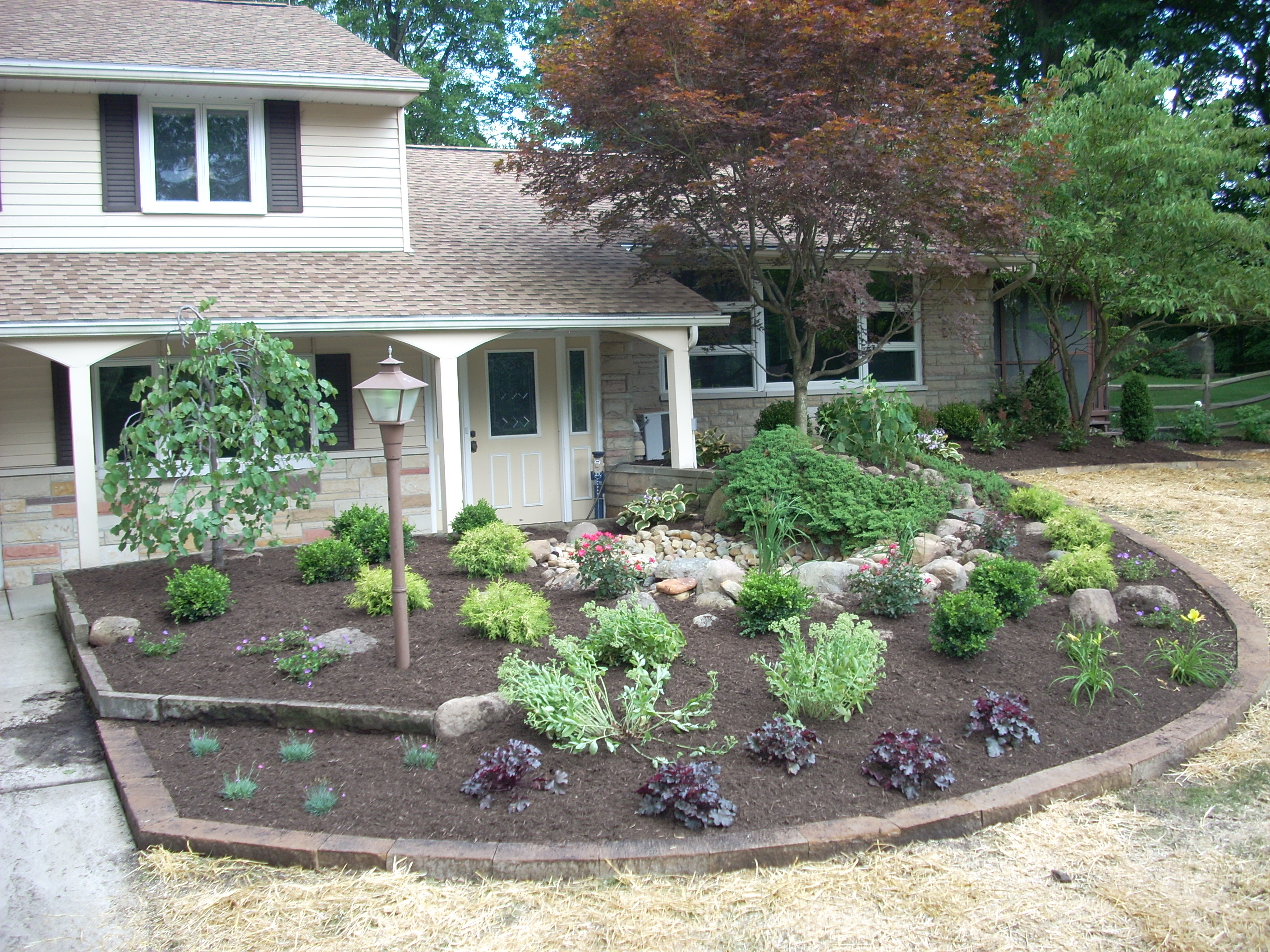 the benefits of mulch graf growers