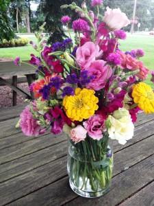 Graf Grown Flower Bouquet
