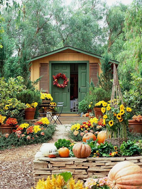 Fall Decorating Ideas Graf Growers