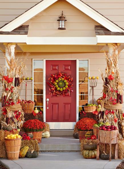 Harvest Door
