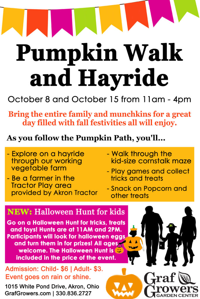 Hayride and Pumpkin Walk