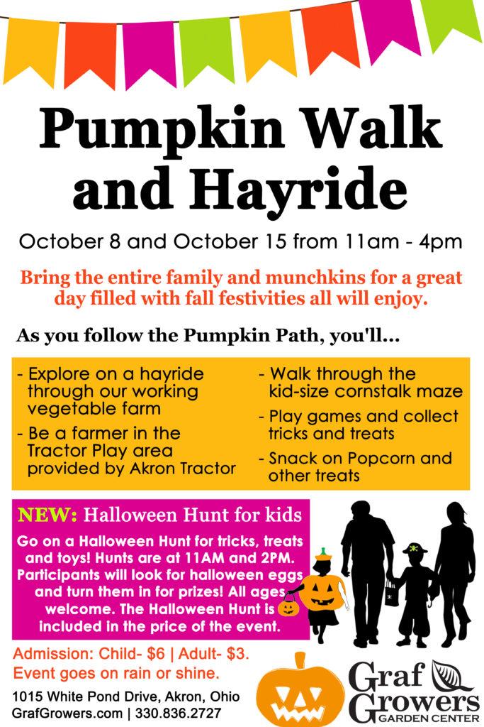 Hayride and Pumpkin Walk
