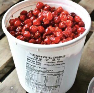 Michigan Red Tart Cherries