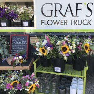 Graf's Flower truck