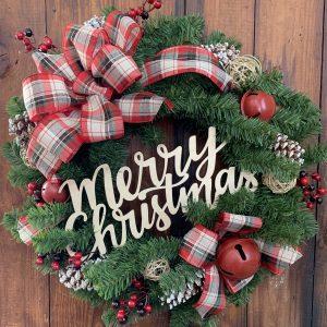 Merry Wreath Workshop