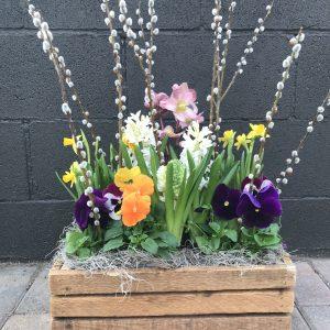 Spring Flower Box Workshop
