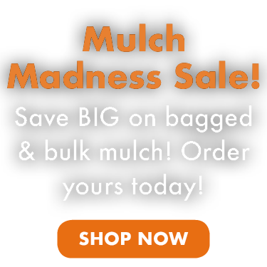 Save big on bagged and bulk mulch! Order yours today.