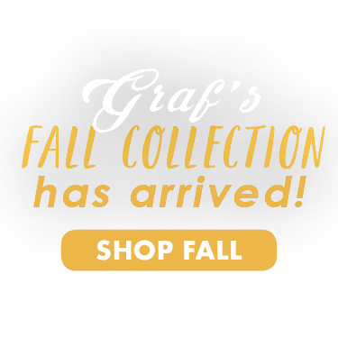 Graf's fall collection has arrived