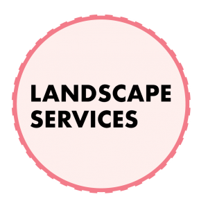 landscaping at grafs